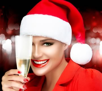 Christmas Alcohol Affects on Teeth